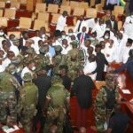 Military invasion of Parliament: Kan Dapaah makes shocking revelation